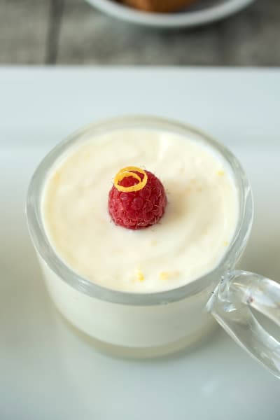 Lemon Posset Pic
