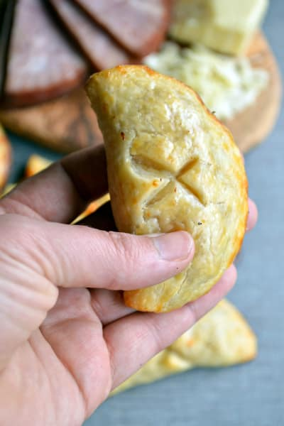 Easy Ham & Cheese Handpies Picture