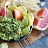 Citrus Guacamole Recipe