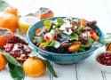 Winter Salad with Citrus Vinaigrette