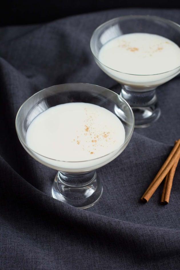 Caramel Cinnamon Martini Pic