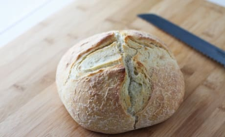 Sourdough Bread Recipe