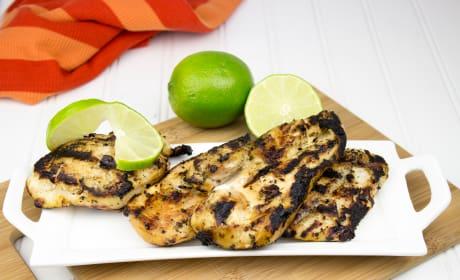 Margarita Grilled Chicken Photo