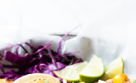 Hawaiian Chicken Tacos Image
