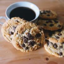 Chocolate Chip CBD Cookies