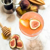 Fig Bees Knees Recipe