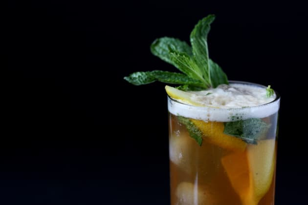 Bourbon Mint Tea Photo