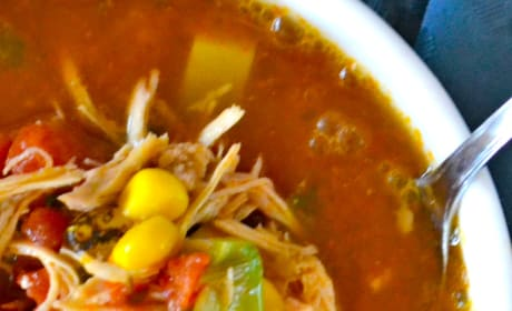 Mexican Chicken Soup Image