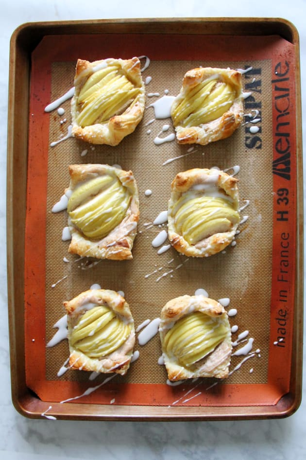 Apple Cinnamon Danish Pastry Image
