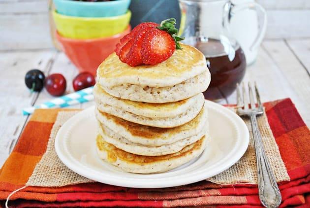 Vegan Pancakes Photo
