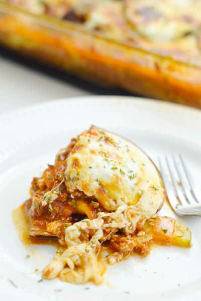 Eggplant Lasagna Picture