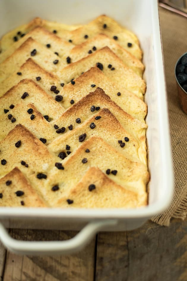 Bread & Butter Pudding Picture