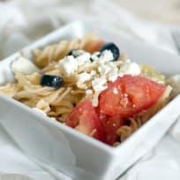 Gluten Free Pasta Salad Recipe