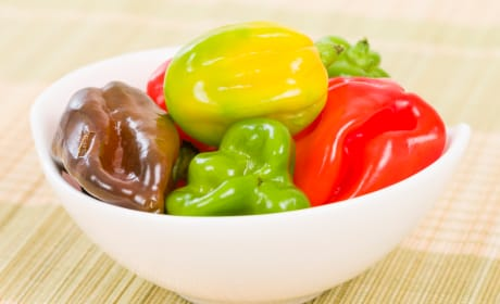 Hot Pepper Sauce