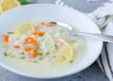 Paleo Greek Lemon Chicken Soup Recipe