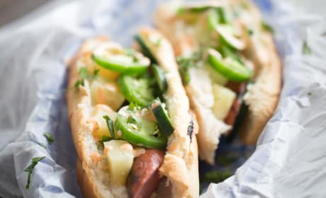 Sweet and Spicy Sausage Subs Recipe