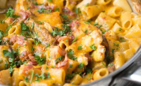 Alice Springs Chicken Pasta Recipe