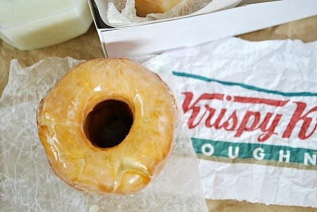Krispy Kreme Donut Pic