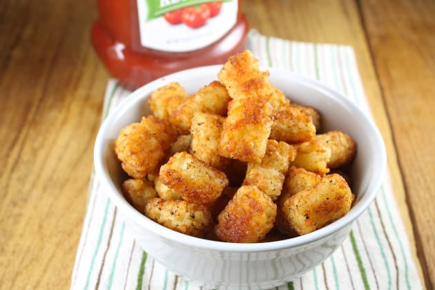Oven Fried Tater Tots Photo