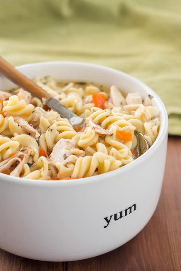 Instant Pot Gluten Free Chicken Noodle Soup Picture