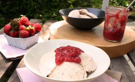 Strawberry Gelato Recipe
