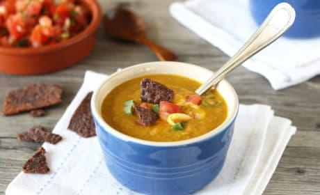 Mexican Corn Soup Recipe