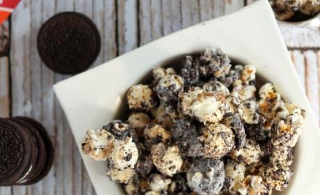 Oreo Popcorn Image