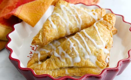 Pumpkin Pie Turnovers Recipe