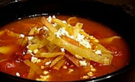 Duggar Family Chicken Tortilla Soup Recipe