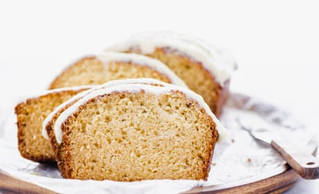 Gluten Free Eggnog Bread Image