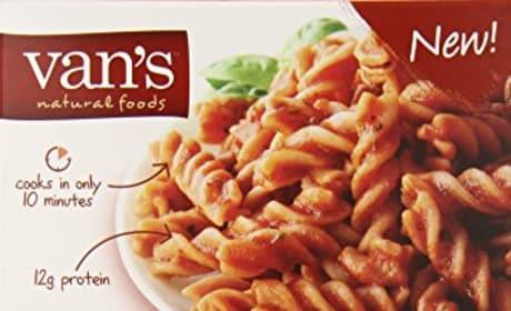 Van's Gluten Free Rotini & Red Sauce Pasta