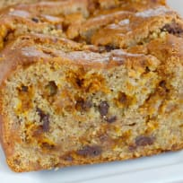 Triple Chip Banana Bread Recipe