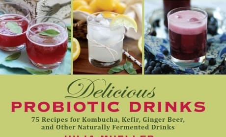 Delicious Probiotic Drinks Book