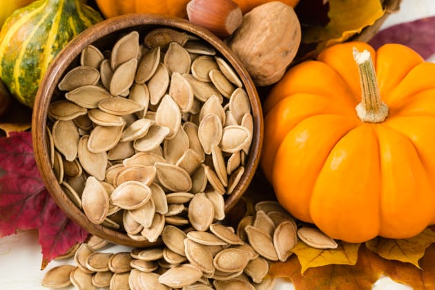 Pumpkin Seeds Photo