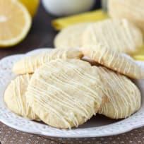 Lemon Cake Mix Cookies Recipe Food Fanatic