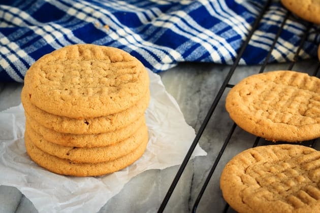 3 Ingredient Peanut Butter Cookies Photo