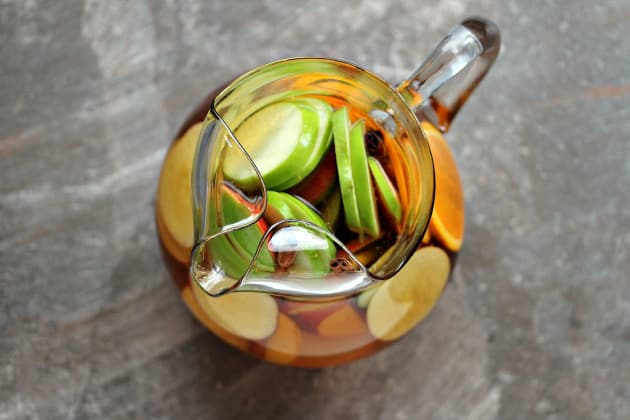 Easy Apple Sangria Pic