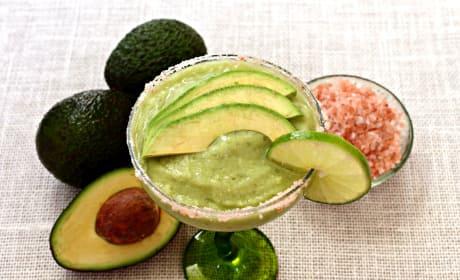 Avocado Margarita Picture
