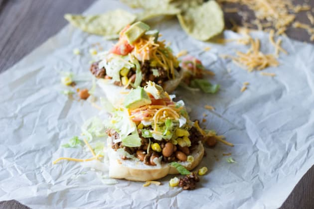 Taco Sloppy Joes Pic