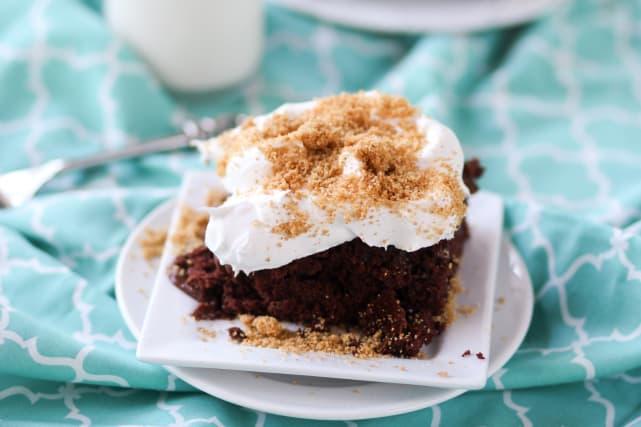 巧克力奶油派蛋糕食谱