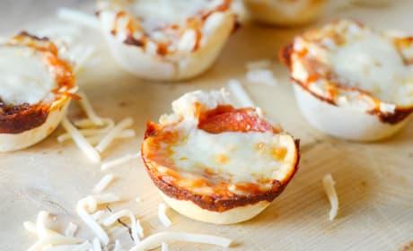 Gluten Free Pepperoni Pizza Cups Recipe