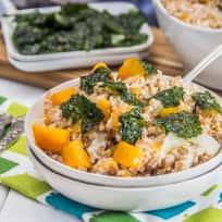 Winter Farro Salad Recipe