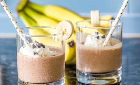 Chunky Monkey Smoothies Recipe