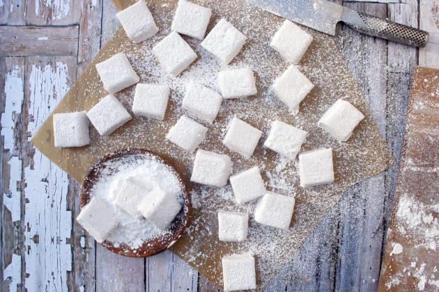 Chambord Marshmallows Photo