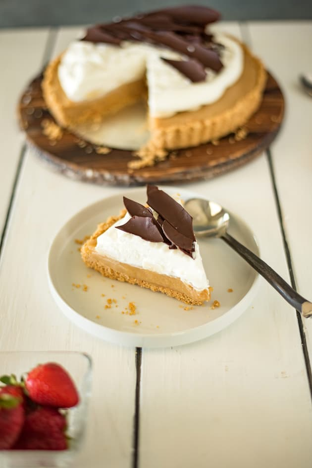 Banoffee Pie Picture