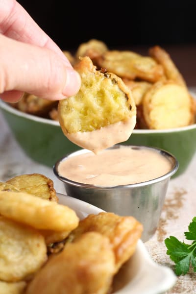 Fried Pickles Picture