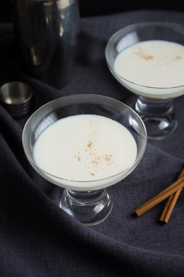 Caramel Cinnamon Martini Image