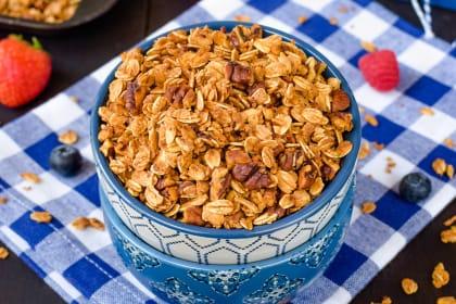 蜂蜜坚果燕麦配方