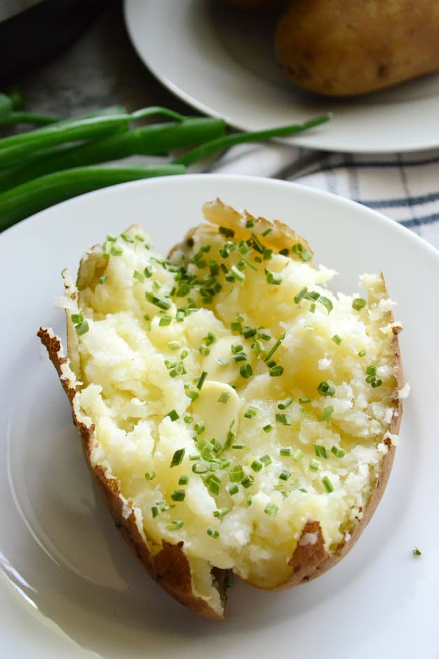 Instant Pot Baked Potatoes Pic