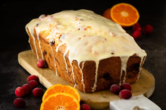 Quick Orange Cranberry Bread Photo
